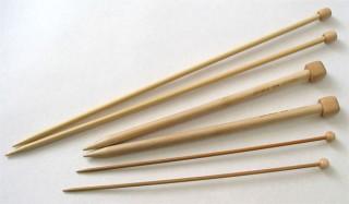 Спицы для ручного вязания: какие бывают и для чего