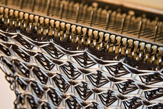 Курсы машинного вязания на вязальной машине Silver Reed
