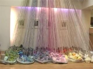 вяжем 1000 нитей одновремено