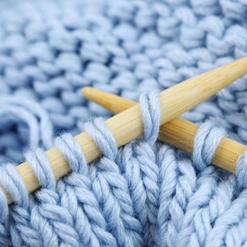 Ручное вязание история