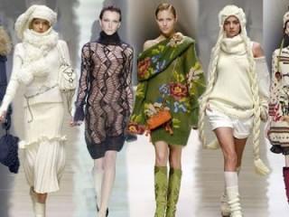 женские модные свитера