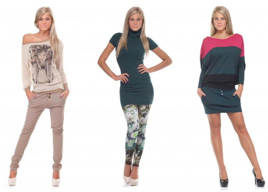 Модная стильная одежда недорого