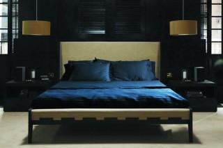 постельное белье черное