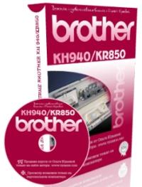 видеоуроки по работе на вязальной машине Brother KH940
