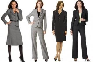 женская одежда для офиса