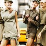 Модные тенденции в стоковой одежде осень-зима