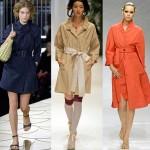 Модные женские плащи
