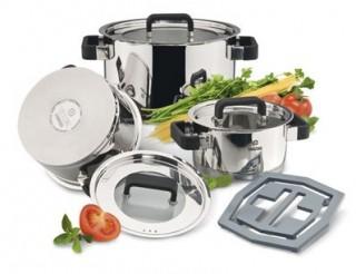металлическая посуда Vinzer