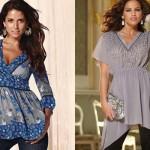 Туника — домашняя одежда или стильная вещь в женском гардеробе?