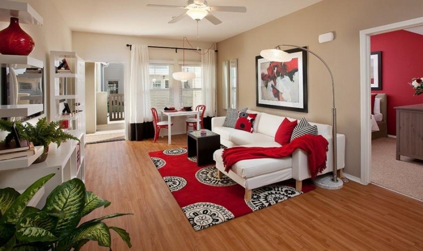 Оформление новой квартиры - Фото