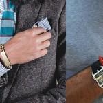 Мужские украшения: довершаем образ с помощью деталей