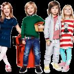 Где купить одежду для детей?