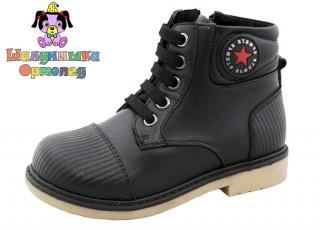 Ортопедические ботинки для мальчиков