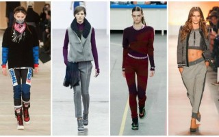 тенденции моды 2016