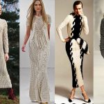 Сладкая парочка: теплое платье и бижутерия